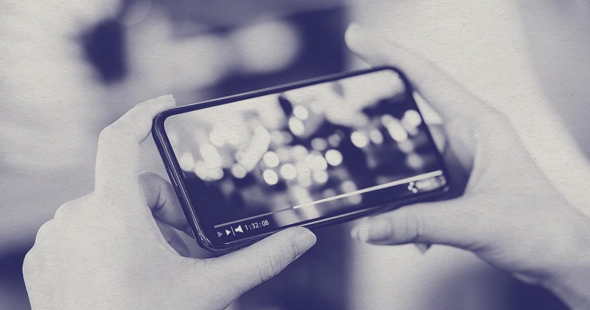 映像・動画ページのイメージ画像